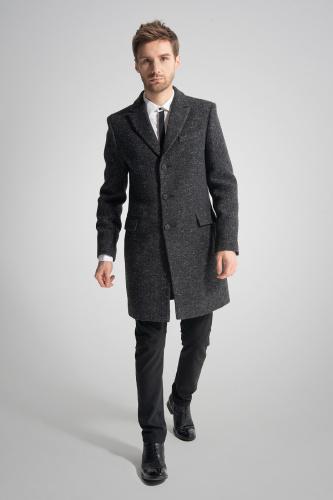Пальто мужское 060-3 купить с доставкой по Минску и Беларуси